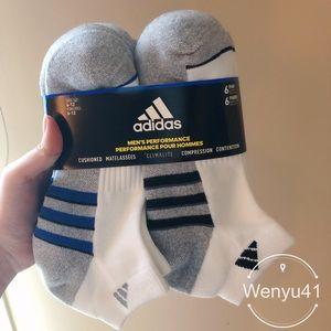 Adidas men's socks set of 6